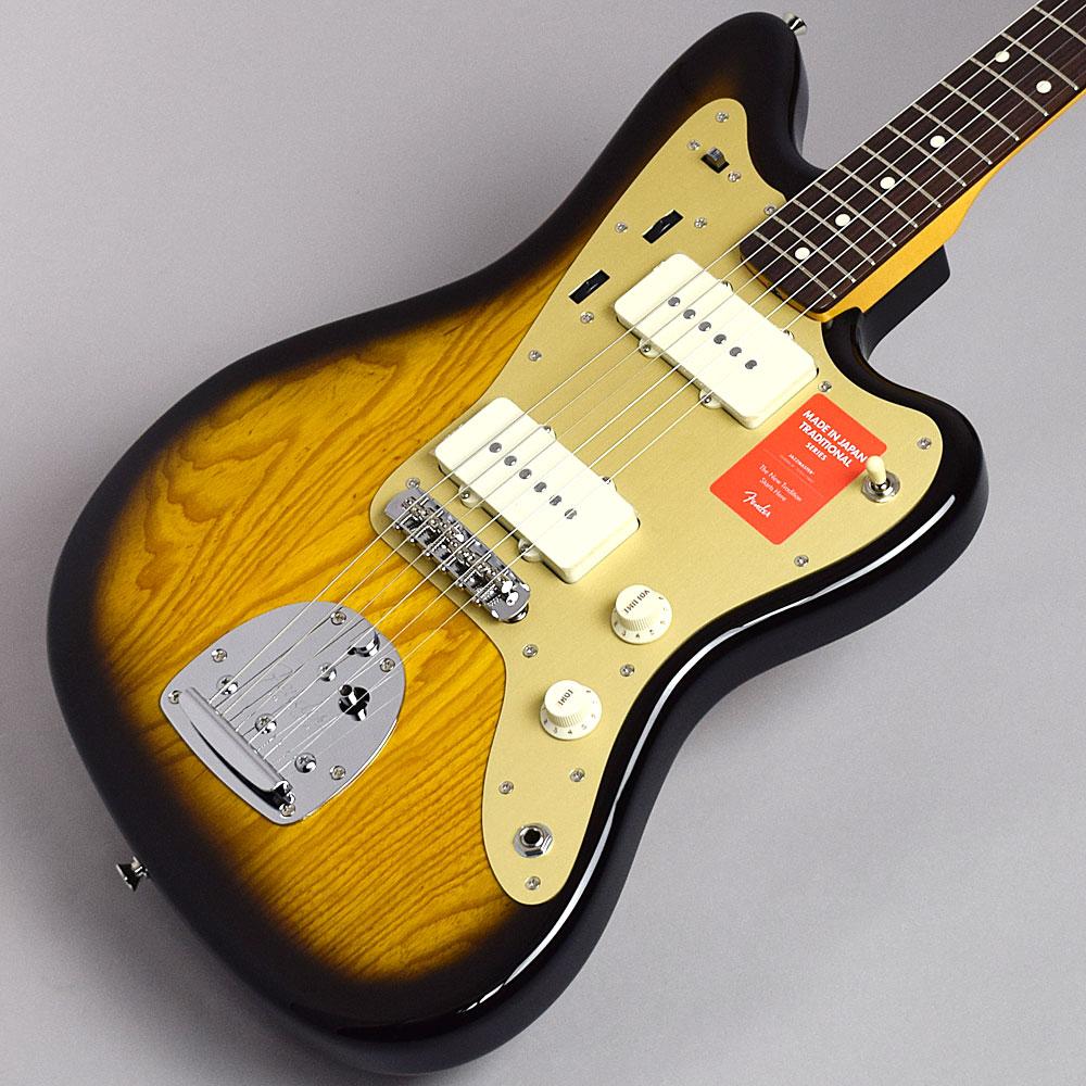 【クレジット無金利 10/31まで♪】Fender Made In Japan Traditional 60s Jazzmaster Anodized/2-Color Sunburst ジャズマスター 【フェンダー ジャパン トラディショナル/MIJ】【福岡イムズ店】【数量限定生産モデル】