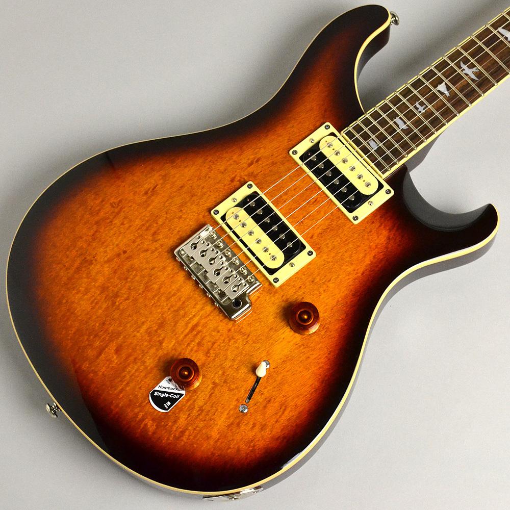PRS SE Standard24 N/Tobacco Sunburst #IE02597 エレキギター 【ポールリードスミス(Paul Reed Smith)】【イオンモール幕張新都心店】【現物画像】
