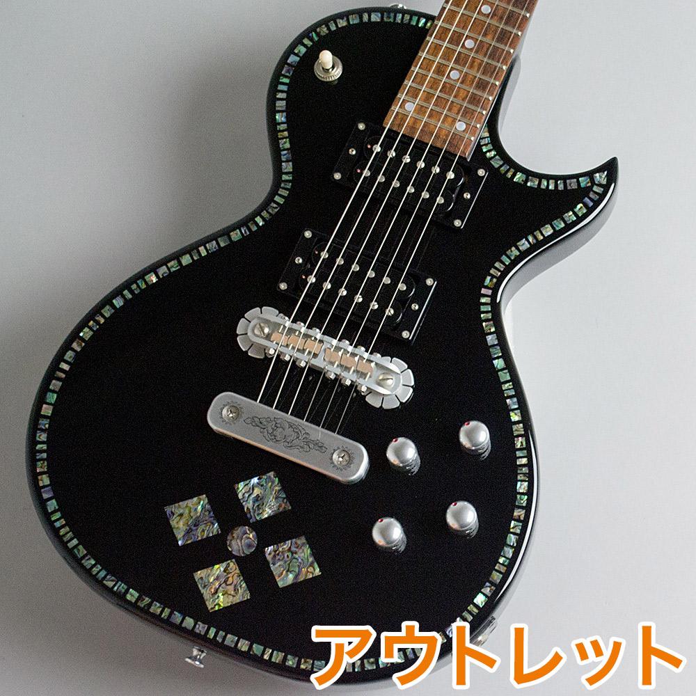 ZEMAITIS A24SU BLACK PEARL ABALONE DIAMOND/SUPERIOR (s/n:DZ000066) エレキギター 【ゼマティス ANTANUS】【ビビット南船橋店】【アウトレット】【現物画像】