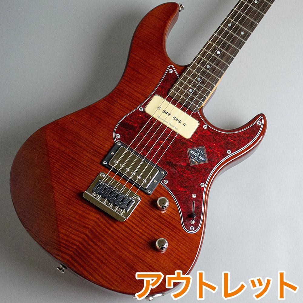 YAMAHA PACIFICA611HFM/RTB エレキギター 【ヤマハ パシフィカ】【ビビット南船橋店】【アウトレット】【現物画像】