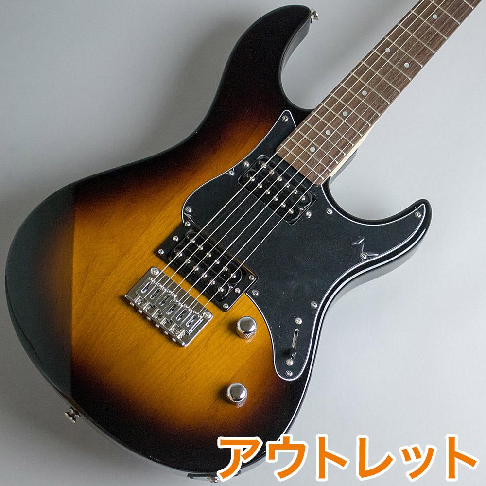 YAMAHA PACIFICA120H/TBS エレキギター 【ヤマハ パシフィカ】【ビビット南船橋店】【アウトレット】【現物画像】