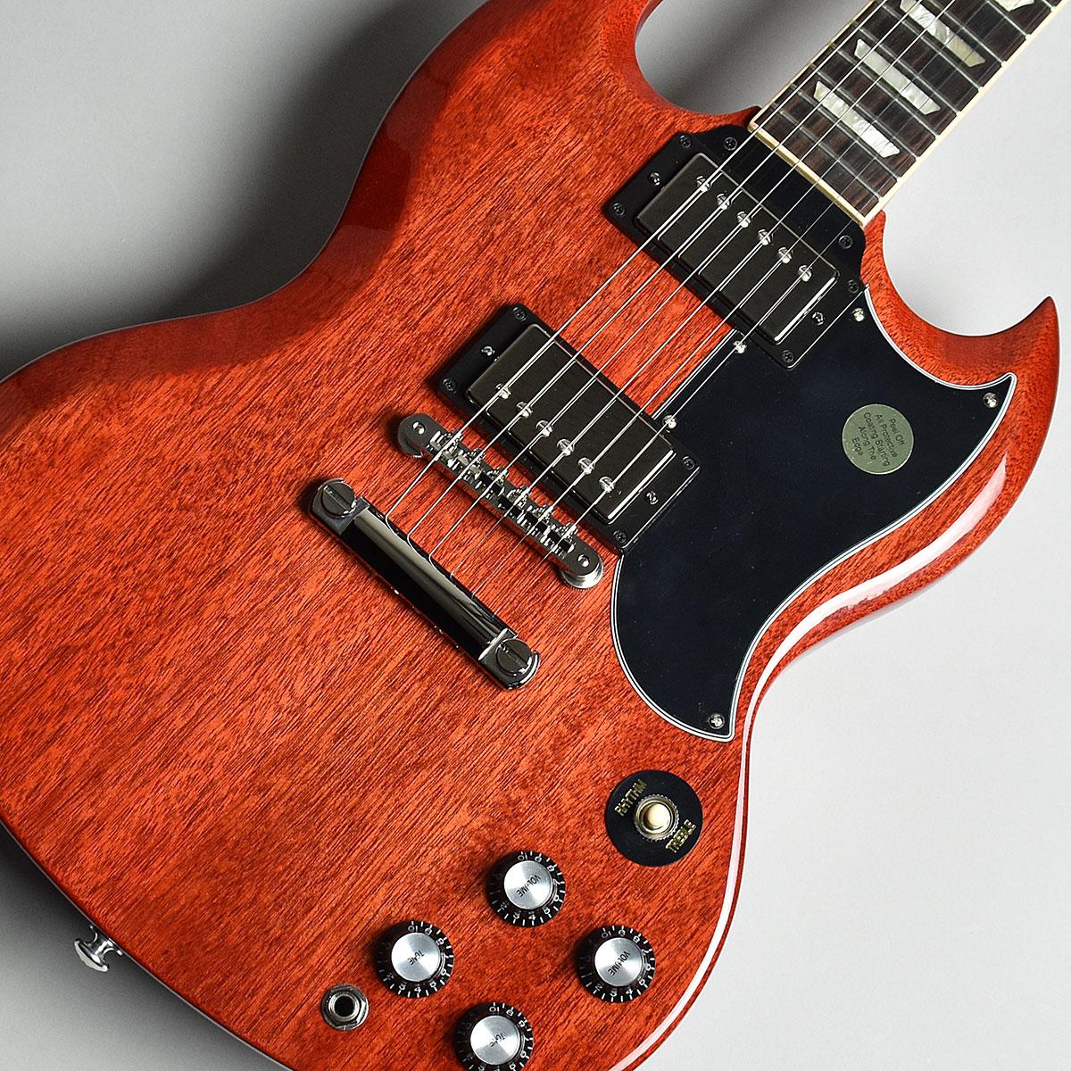 Gibson SG Standard '61 2019 Vintage Cherry S/N:190004443 【ギブソン SGスタンダード】【未展示品】