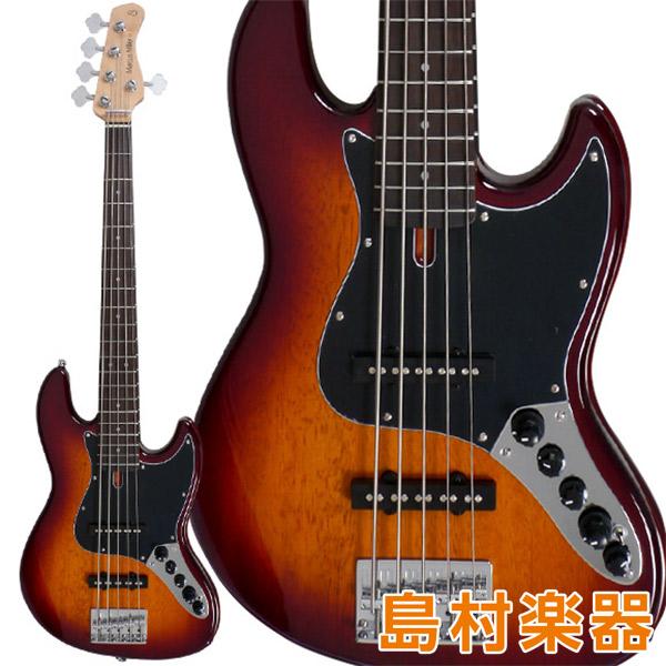 Sire Marcus Miller V3 5st TS ジャズベースタイプ/アクティブ5弦 【サイアー】