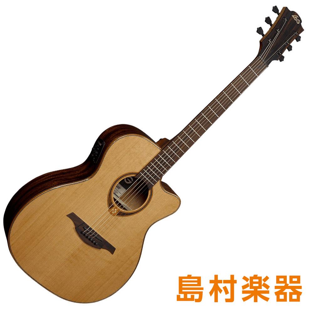 LAG T118ASCE エレアコギター TRAMONTANE 【ラグ】