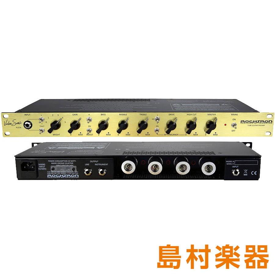 ROCKTRON Valve Sonic Plexi 真空管ギター・プリアンプ 【ロックトロン】