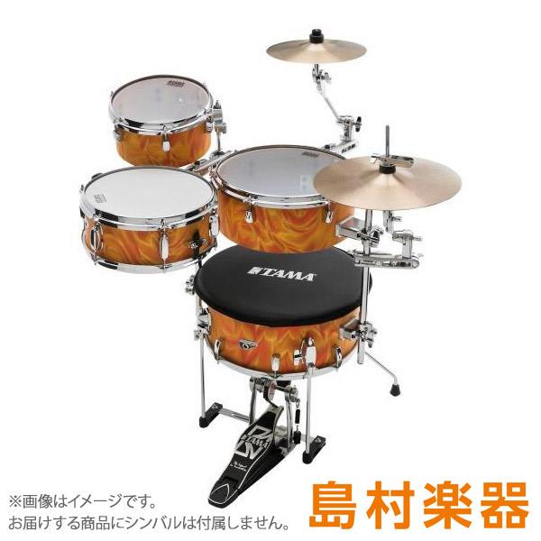 TAMA CJB46C-OSF オレンジ・サテン・フレイム ドラムセット Cockail-JAM LTD 限定モデル 【タマ】