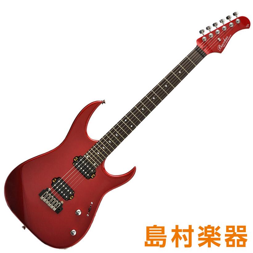 Bacchus GRACE-FT CAR キャンディアップルレッド エレキギター GLOBAL Series 【バッカス】