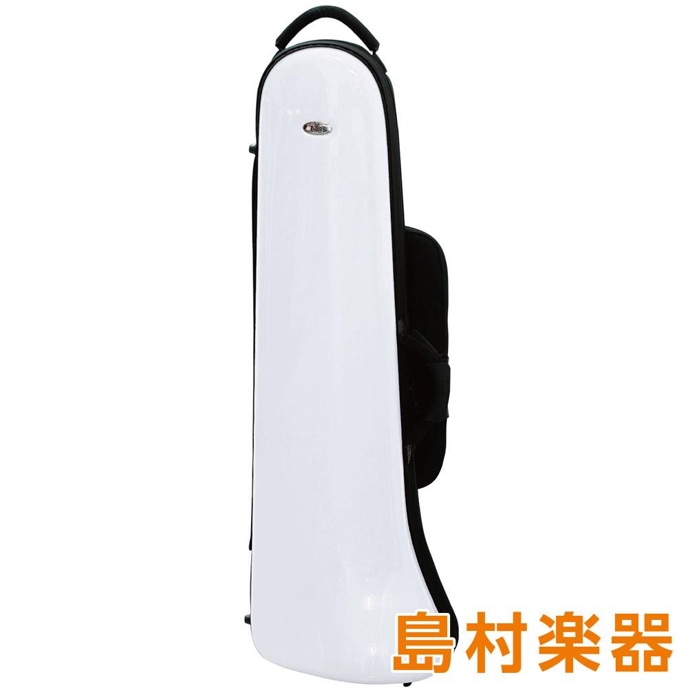 bags EFTT/24 ホワイト ファイバーケース テナーバストロンボーン用 【バッグス】