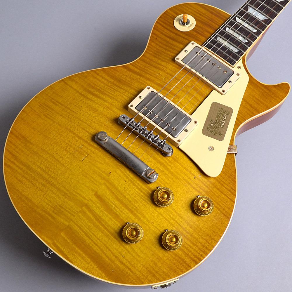 Gibson Custom Shop 2017 Limited Run 1958 Les Paul Hard Rock Maple Heavy Aged レスポール 【ギブソン】【新宿PePe店】