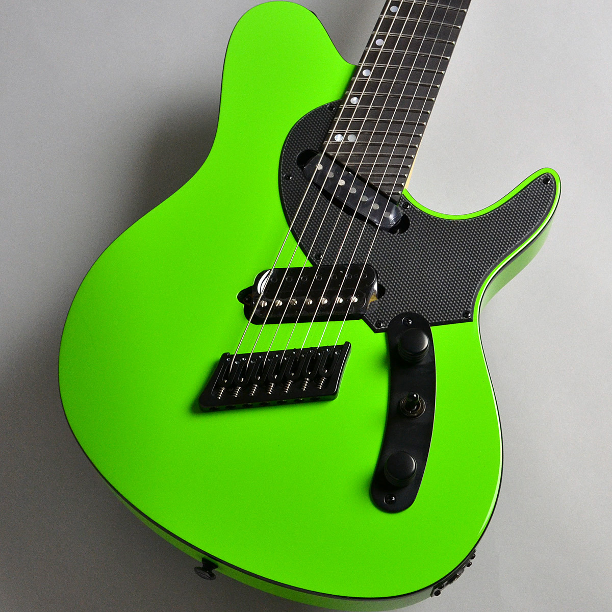 Ormsby Guitars TX GTR7 Carbon MULTISCALE エレキギター(7弦) 【オームズビー】【新宿PePe店】