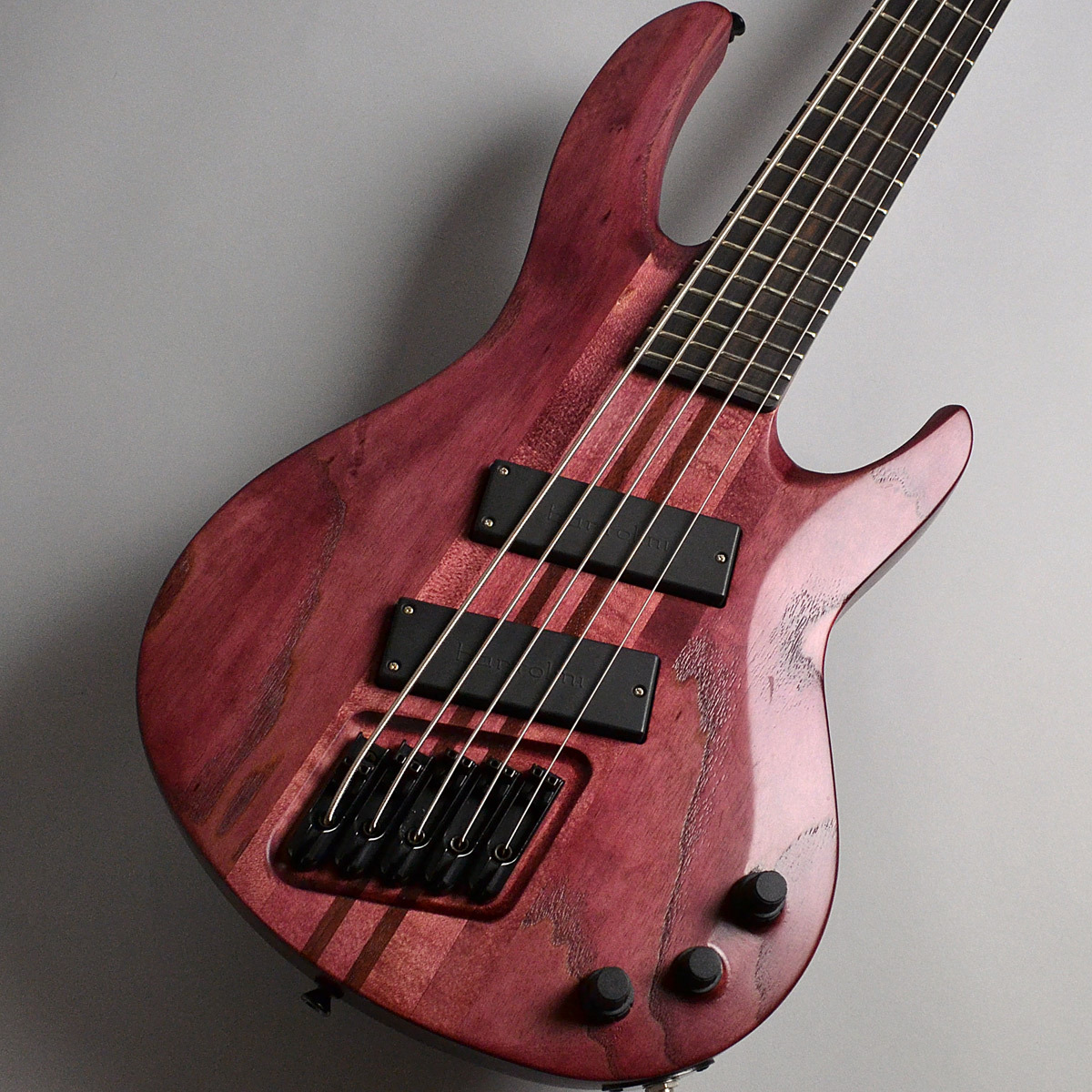 Strictly 7 Guitars Sidewinder5 T Fanned Fret/Blood Red Stain エレキベース(5弦) 【ストリクトリー7ギターズ】【新宿PePe店】