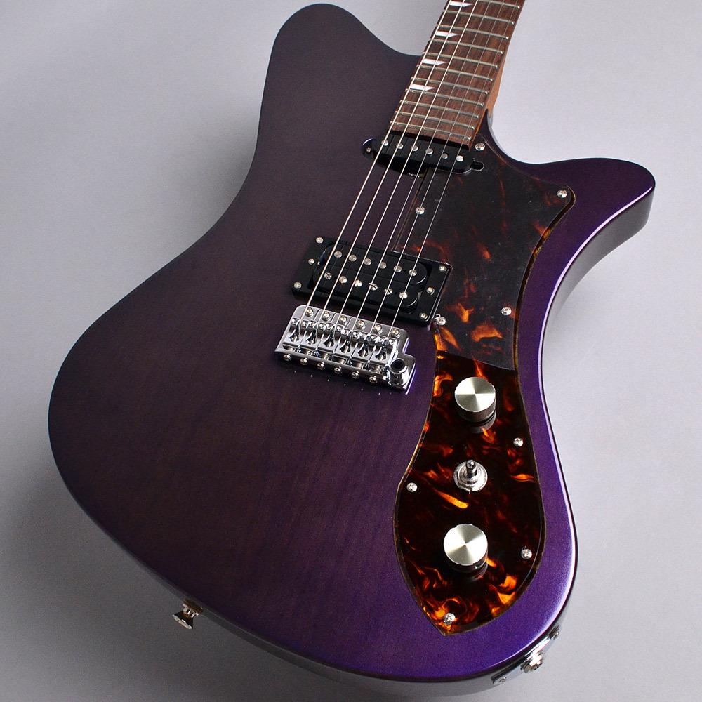 RYOGA SKATER-T3V/Trans Pearl Violet エレキギター 【リョウガ】【新宿PePe店】