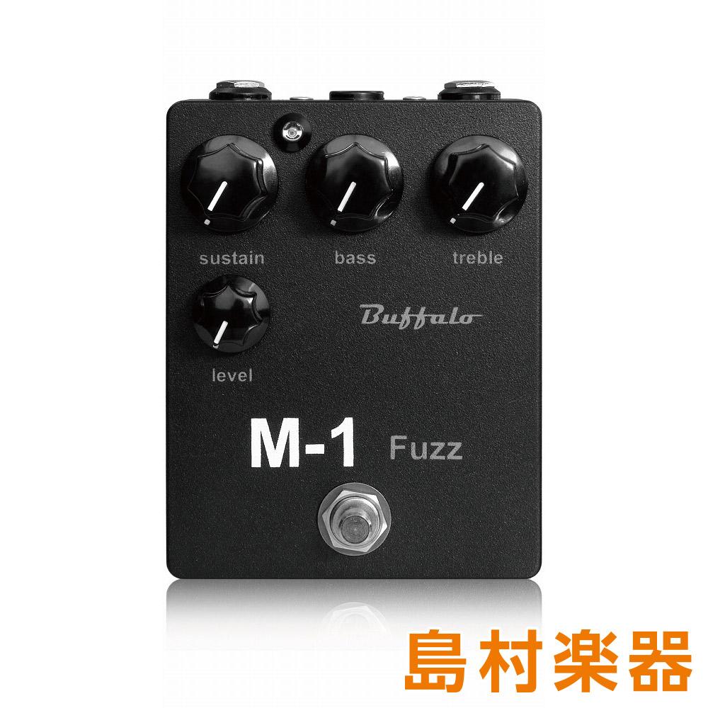 Buffalo FX M1 コンパクトエフェクター ファズ 【バッファローエフェクツ】