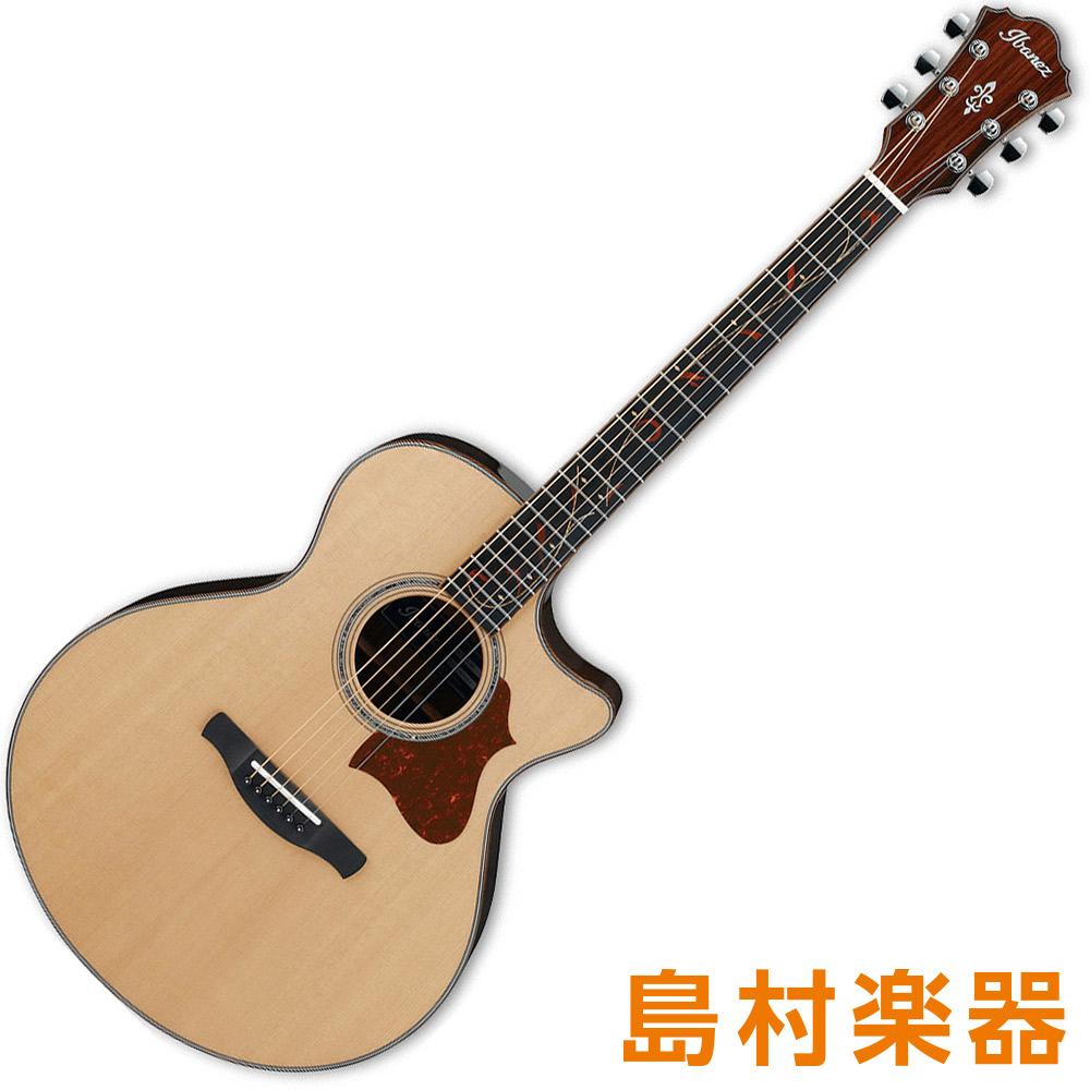 Ibanez AE315-NT Natural High Gloss エレアコギター AEシリーズ 【アイバニーズ】