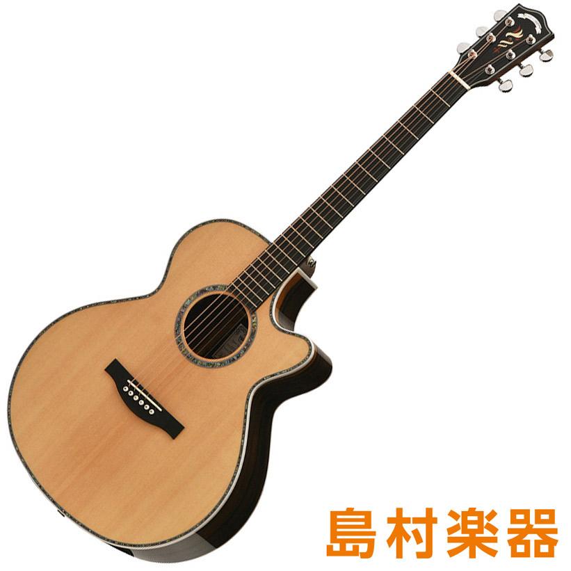 Headway HSJ-5115SE/ZR ナチュラル エレアコギター ジャパンチューンナップシリーズ 【ヘッドウェイ】