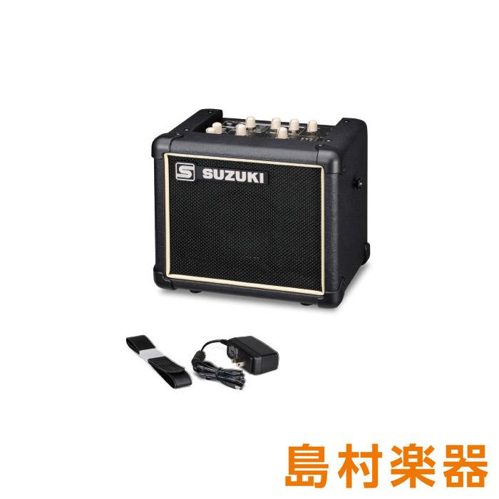 SUZUKI SPA-03 大正琴アンプ ソプラノ・アルト用 【スズキ】