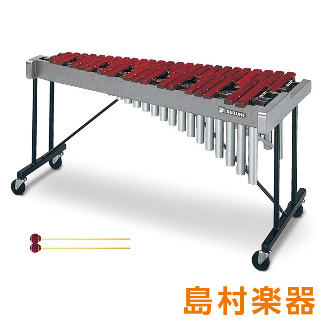 SUZUKI AX-420L 立奏木琴 アルト・テナー 幼児用 【スズキ】