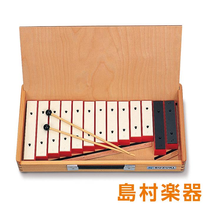 SUZUKI SB-13 木製サウンドブロック 【スズキ】