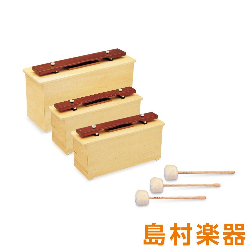 SUZUKI SBCX-3set バスブロックバー 3音セット 【スズキ】