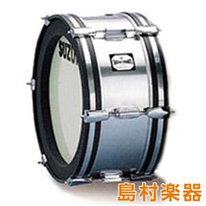 SUZUKI SMB-16 マーチングドラム メタルモデルシリーズ バス 16インチ×6インチ 幼児用 【スズキ】