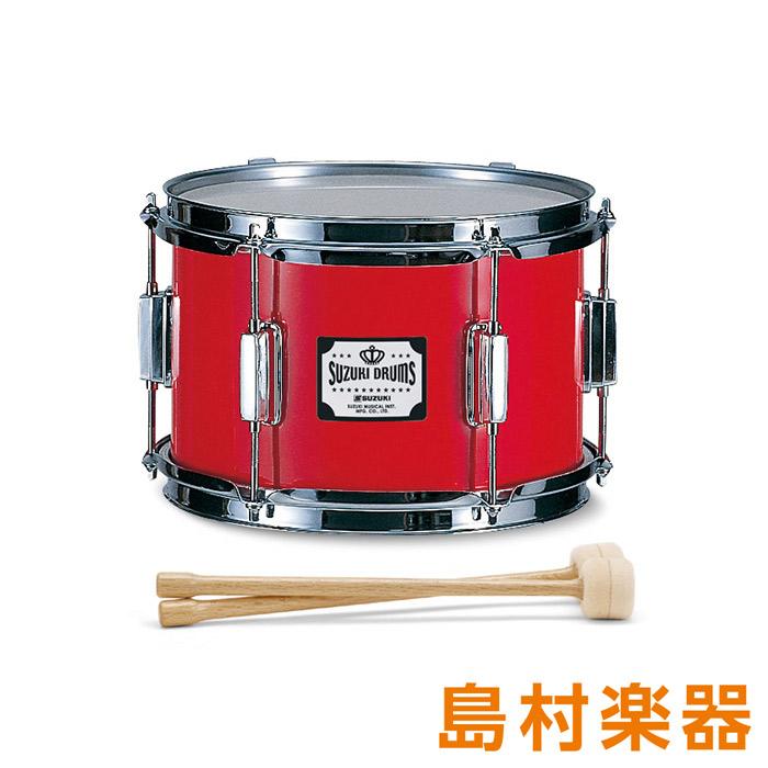 SUZUKI SKT-10 マーチングドラム SKシリーズ テナー 10インチ×7インチ 幼児用 【スズキ】