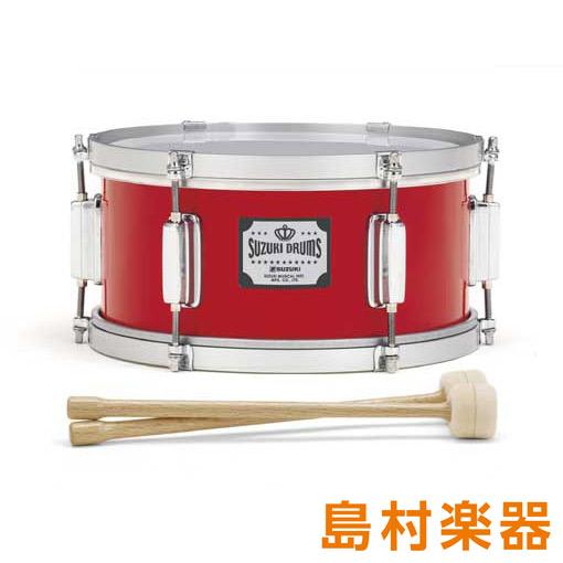 SUZUKI MDT-10 マーチングドラム マリキータシリーズ テナー 10インチ×5インチ 幼児用 【スズキ】