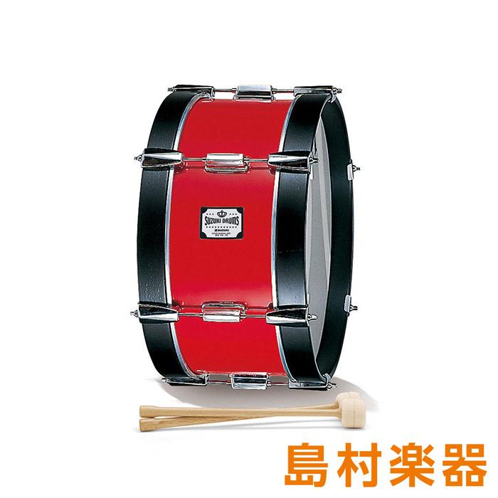 SUZUKI SKB-16B マーチングドラム SKシリーズ バス 16インチ×7インチ 幼児用 【スズキ】