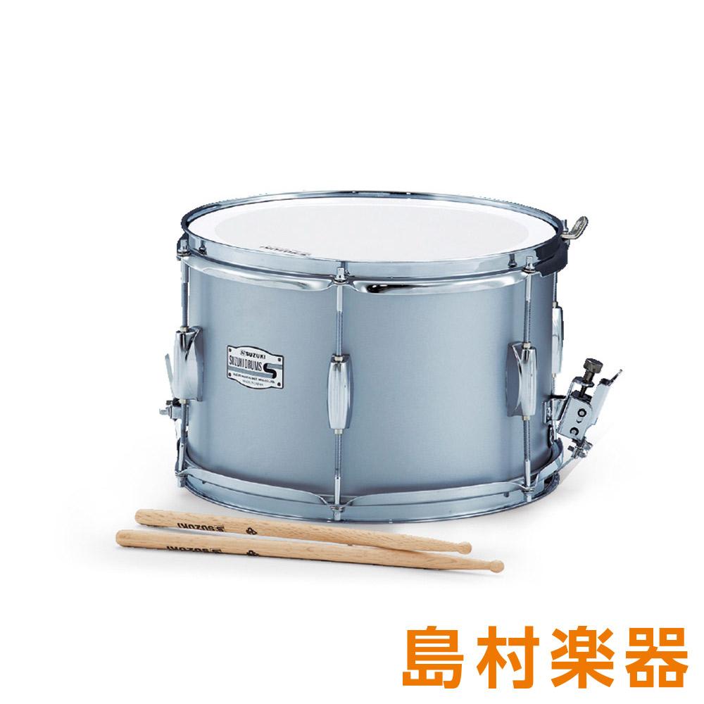 SUZUKI SMS-12B アルトスネアドラム メタルモデルシリーズ アルト スネア 12インチ×8インチ 小中学用 【スズキ】