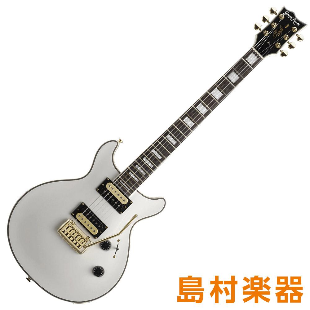 GrassRoots G-KT-60C Snow White エレキギター 【グラスルーツ】