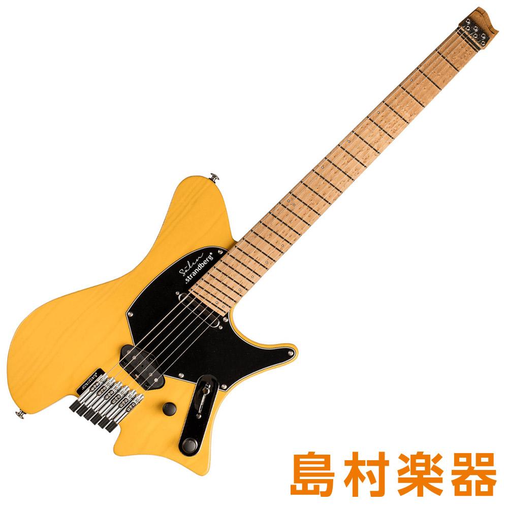 Strandberg Salen Classic Trans Butterscotch エレキギター 【ストランドバーグ】
