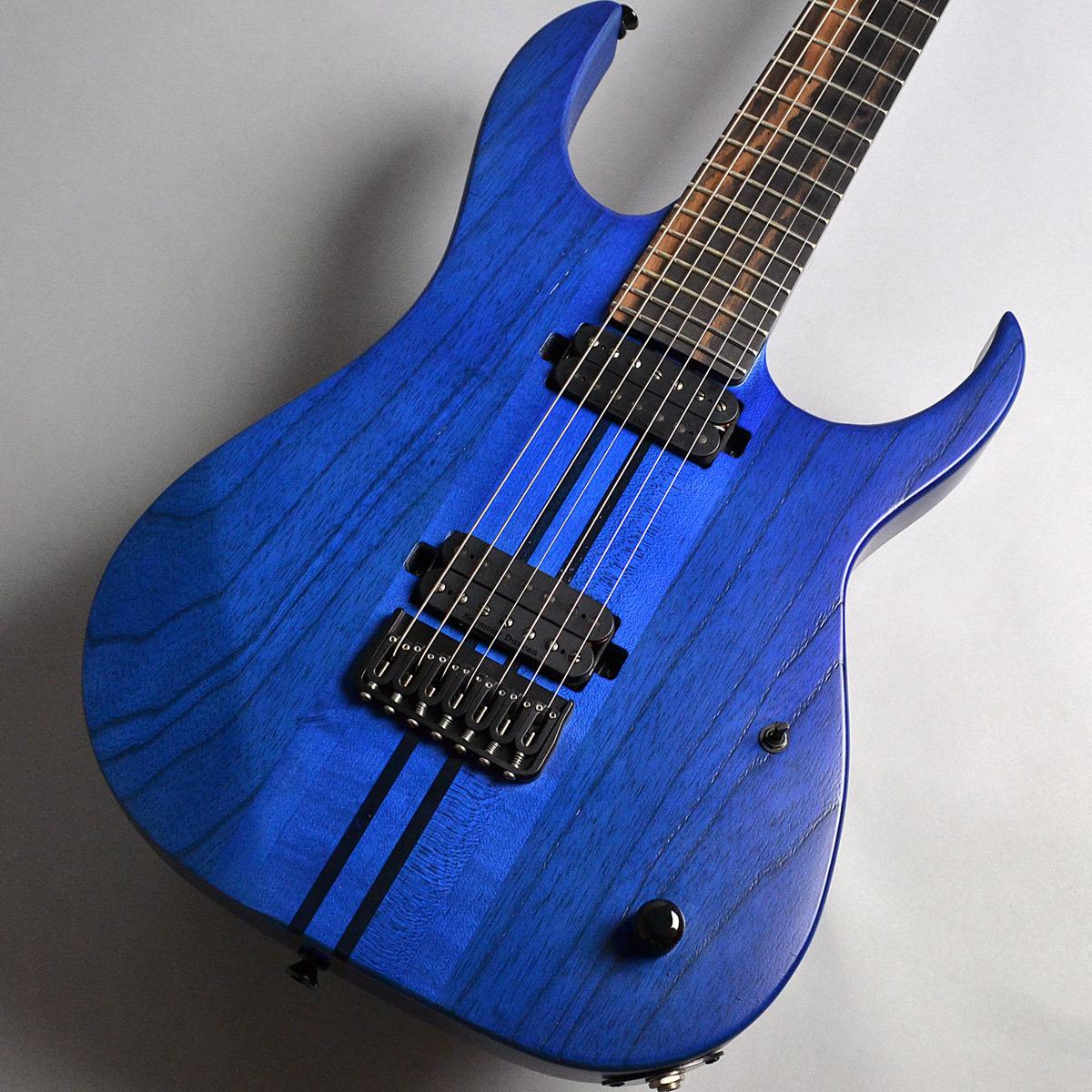 Strictly 7 Guitars Cobra Std7 HT/T / Dark Blue Stain エレキギター(7弦) 【ストリクトリー7ギターズ】【新宿PePe店】【Seymour Duncanピックアップ搭載】