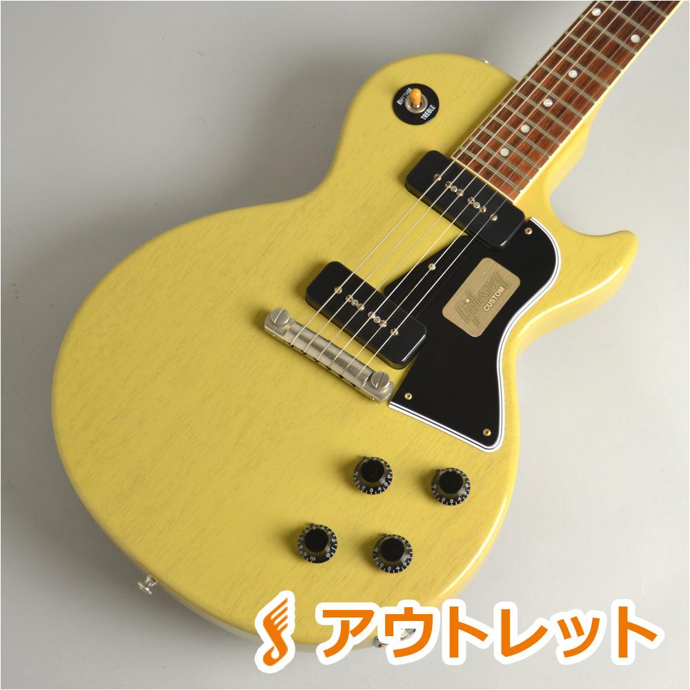 Gibson Custom Shop 1960 LesPaul Special SC VOS/TV Yellow (s/n:0 6295) レスポール スペシャル 【ギブソン】【ビビット南船橋店】【アウトレット】【現物画像】