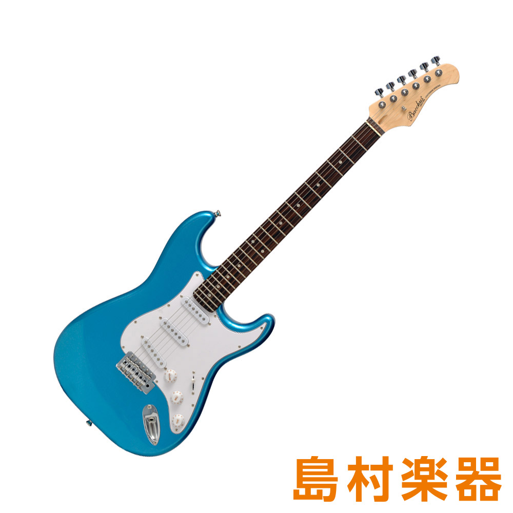 Bacchus BST-1R LPB ストラトキャスター エレキギター ユニバース シリーズ 【バッカス BST1R】