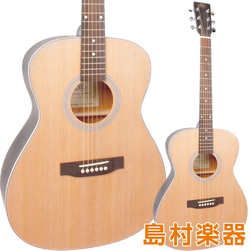 SX SO204 TBK SO204 TBK アコースティックギター フォークタイプ【【 シースルーブラック】, メマンベツチョウ:a7044b77 --- jpworks.be