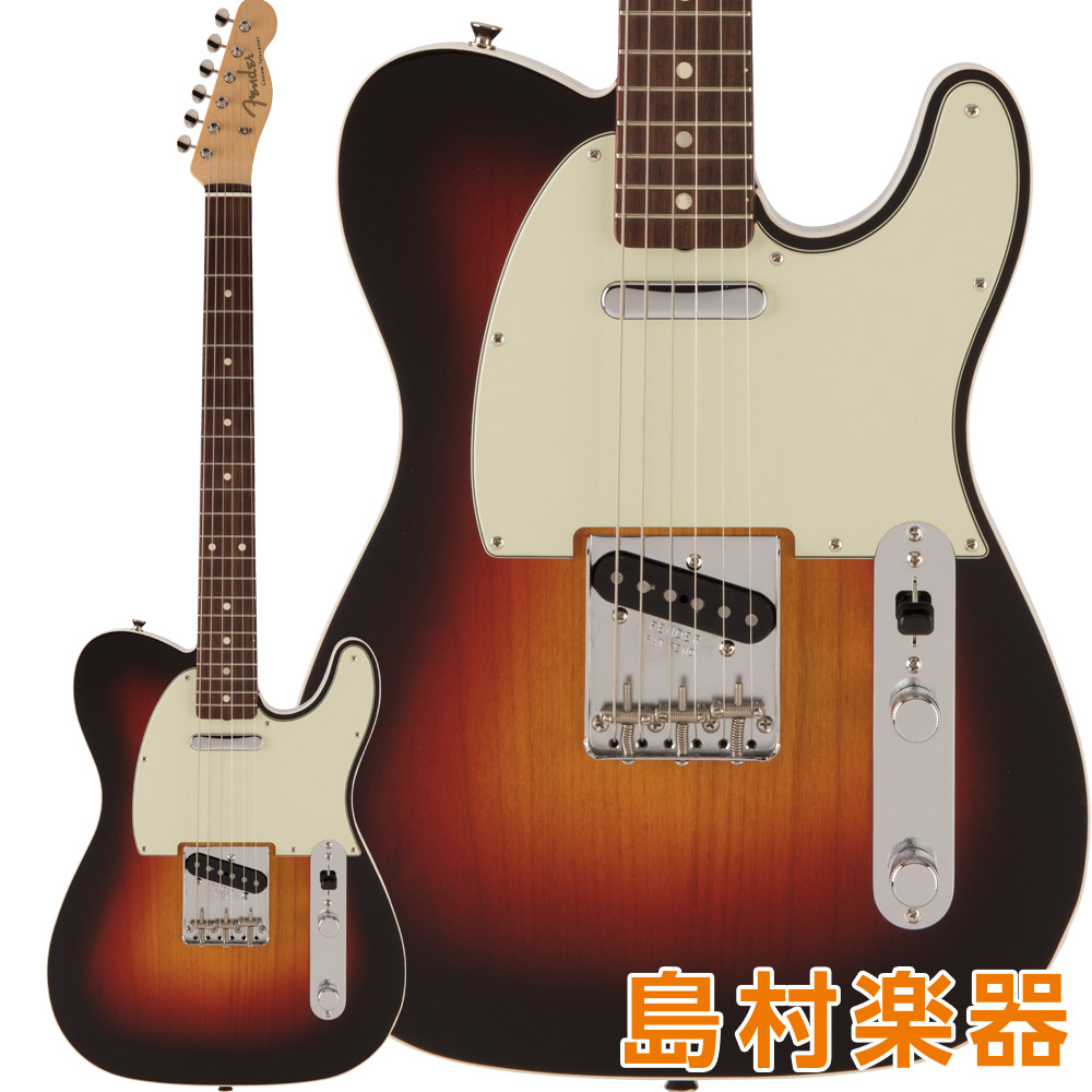 Fender MIJ 2018 Limited Collection 60s Custom Telecaster Rosewood テレキャスター エレキギター 【フェンダー】