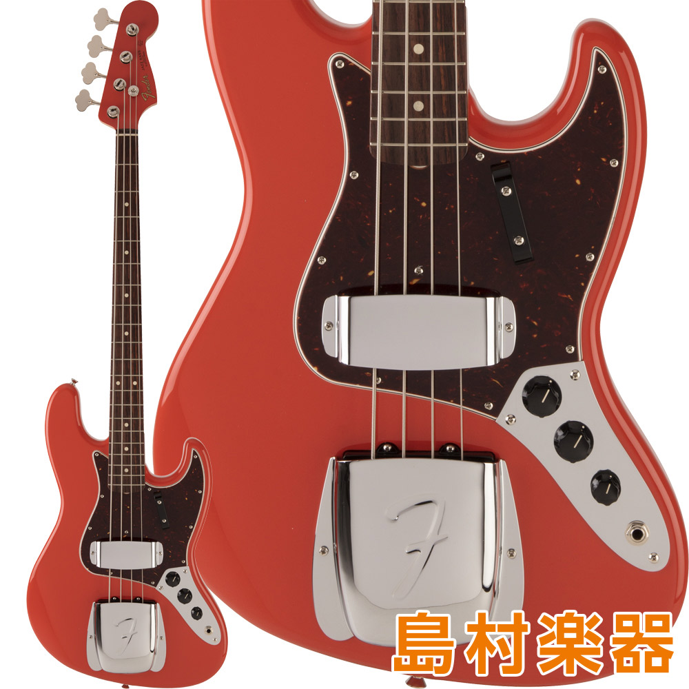 Fender MIJ 2018 Limited Collection 60s Jazz Bass Rosewood Fingerboard Fiesta Red ジャズベース 【フェンダー】