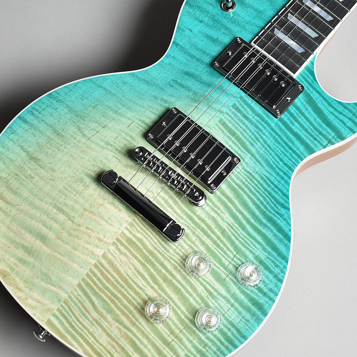 Gibson Les Paul High Performance 2019 Seaform Fade S/N:190014285 【ギブソン HP 2019】【未展示品】
