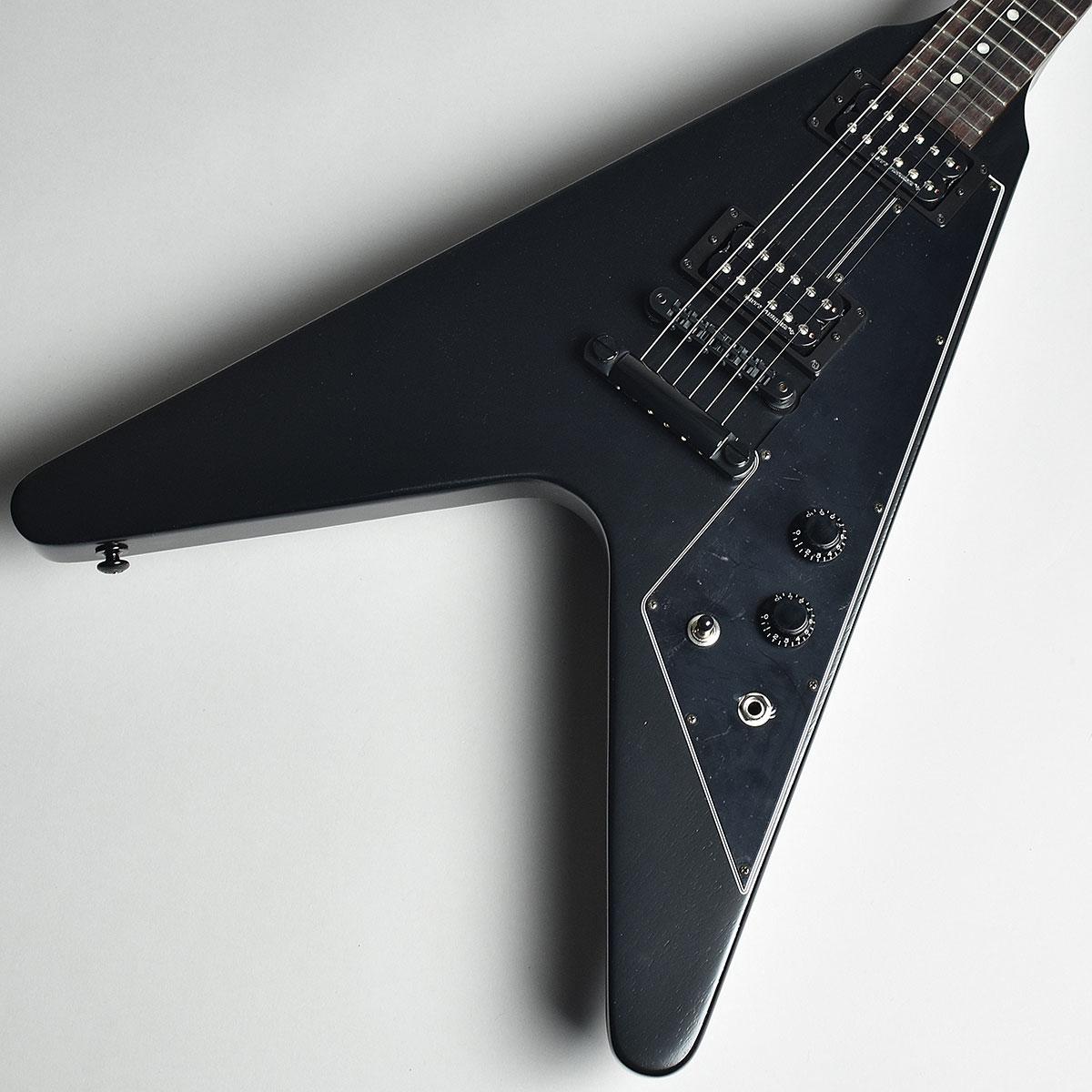 Gibson FlyingV Tribute 2019 Satin Ebony S/N:190015909 【ギブソン フライングV】【未展示品】