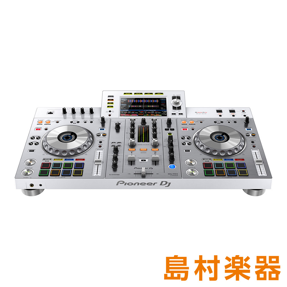 [1万円相当DJヘッドホンプレゼント]Pioneer dj]付属【パイオニア】 (限定ホワイト) DJ XDJ-RX2-W (限定ホワイト) [rekordbox dj]付属【パイオニア】, Lafsオンラインストア:820c5f93 --- officewill.xsrv.jp