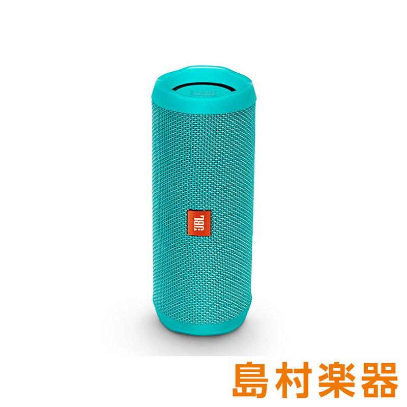 JBL FLIP4 (ティール) [ 防水性能 IPX7] ポータブルスピーカー Bluetoothスピーカー
