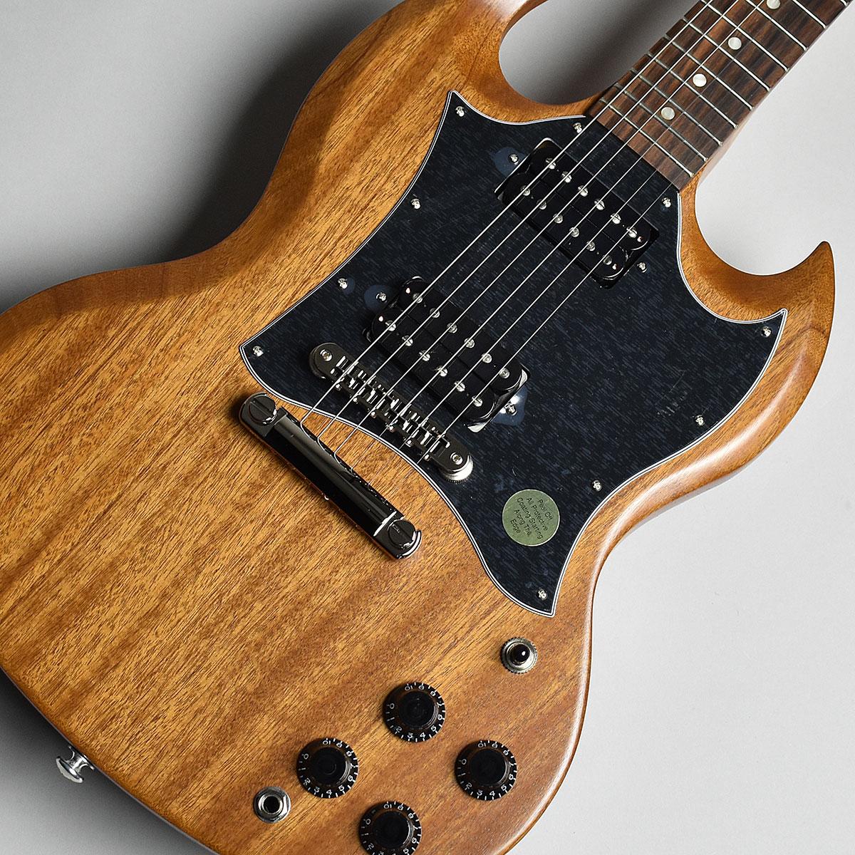 Gibson SG Standard Tribute 2019 Walnut Vintage Gloss S/N:190004411 【ギブソン】【未展示品】