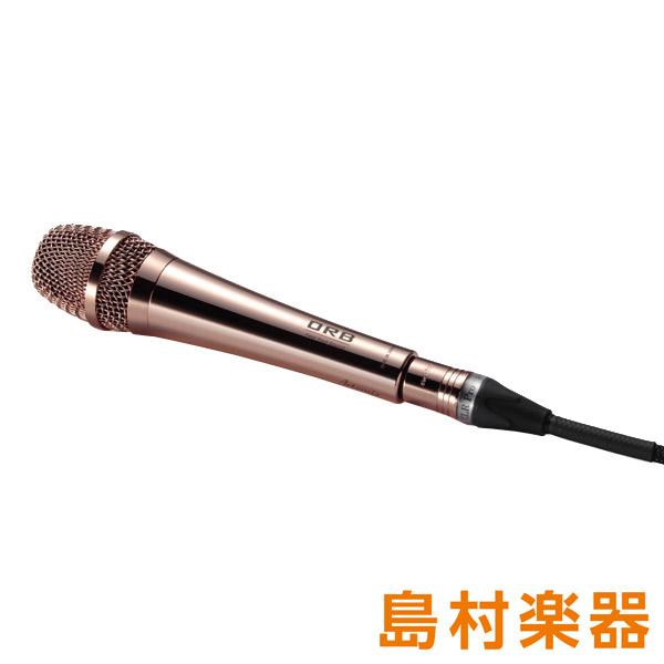 ORB Audio CF-3 Artemis アルテミス ダイナミックマイク [ケーブル付属モデル] 7m 【オーブオーディオ CF-3 ART WJ10-ART-7M】