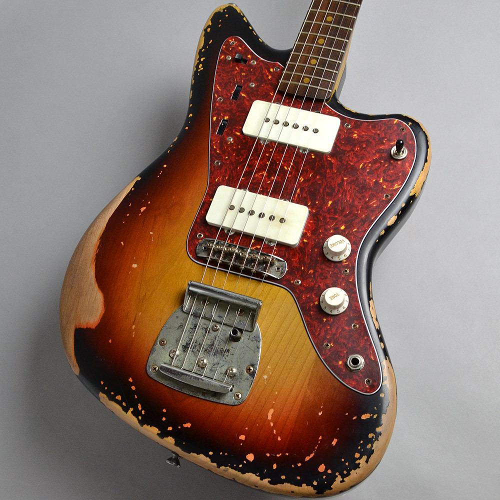 Rittenhouse Guitars J-Master/3-Tone Burst エレキギター 【リッテンハウス ギターズ】【新宿PePe店】