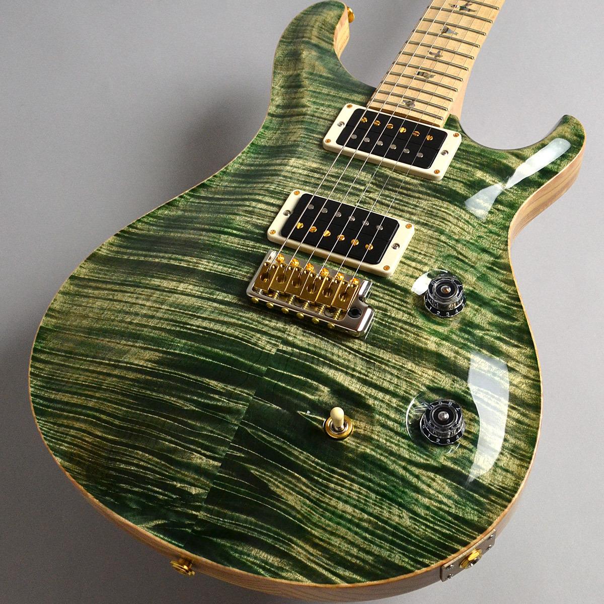 PRS CUSTOM24 Swamp Ash/Faded Evergreen 10Top エレキギター 【ポールリードスミス(Paul Reed Smith)】【新宿PePe店】