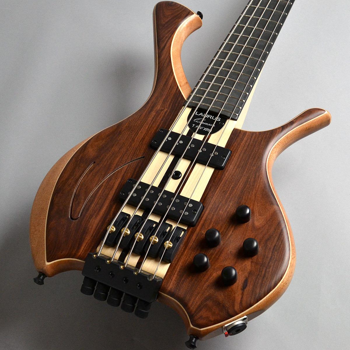 Laurus Quasar T900-XRH 5st Rosewood Top エレキベース(5弦) 【ロウラス】【新宿PePe店】