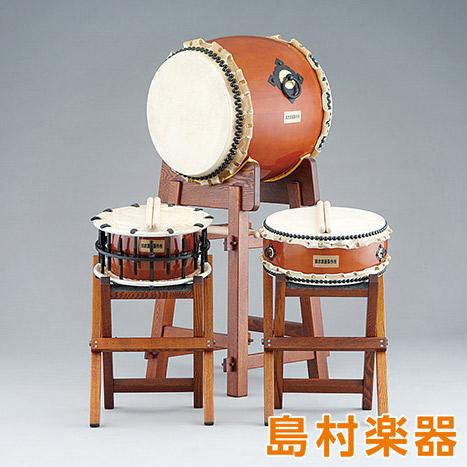 SUZUKI HG-A 幼保向け和太鼓 Aセット(バチ付) 郷のひびきシリーズ 【スズキ】