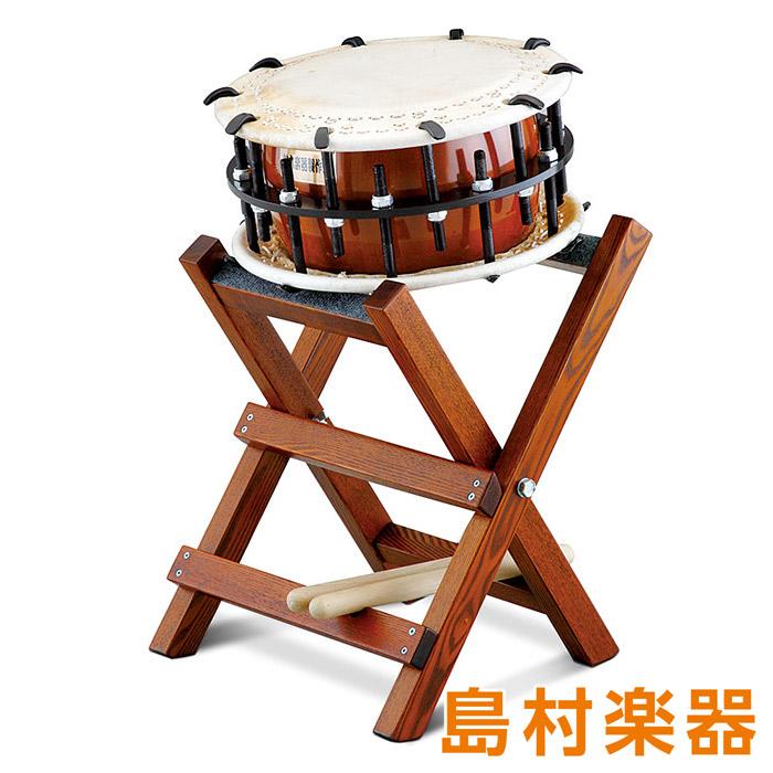 SUZUKI HS-S200 締太鼓セット 郷のひびきシリーズ 【スズキ】