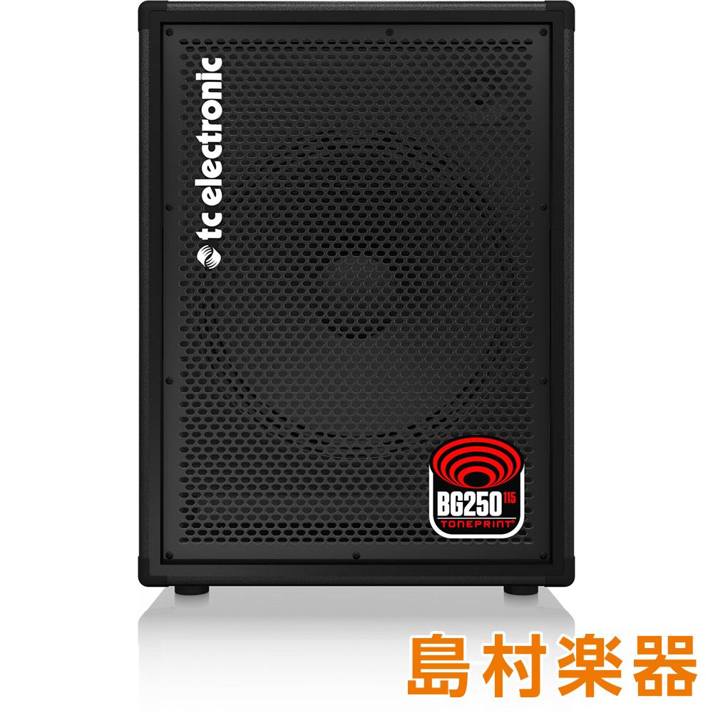 TC Electronic BG250-115 ベースアンプ TonePrint対応 【TC エレクトロニック】