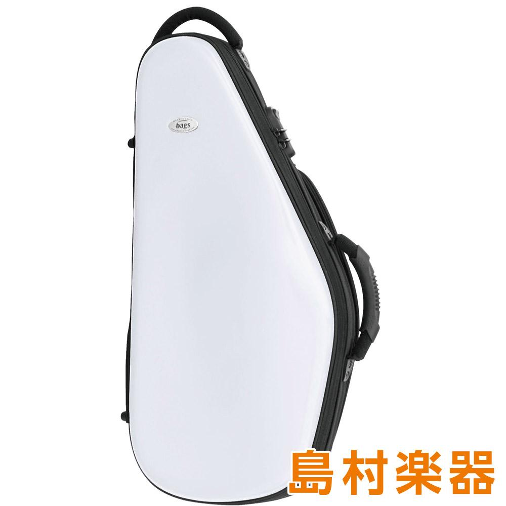 格安新品  bags EFAS WHT bags (ホワイト) ファイバーケース アルトサックス用 EFAS WHT【バッグス】, 彩華生活:33ab960e --- totem-info.com