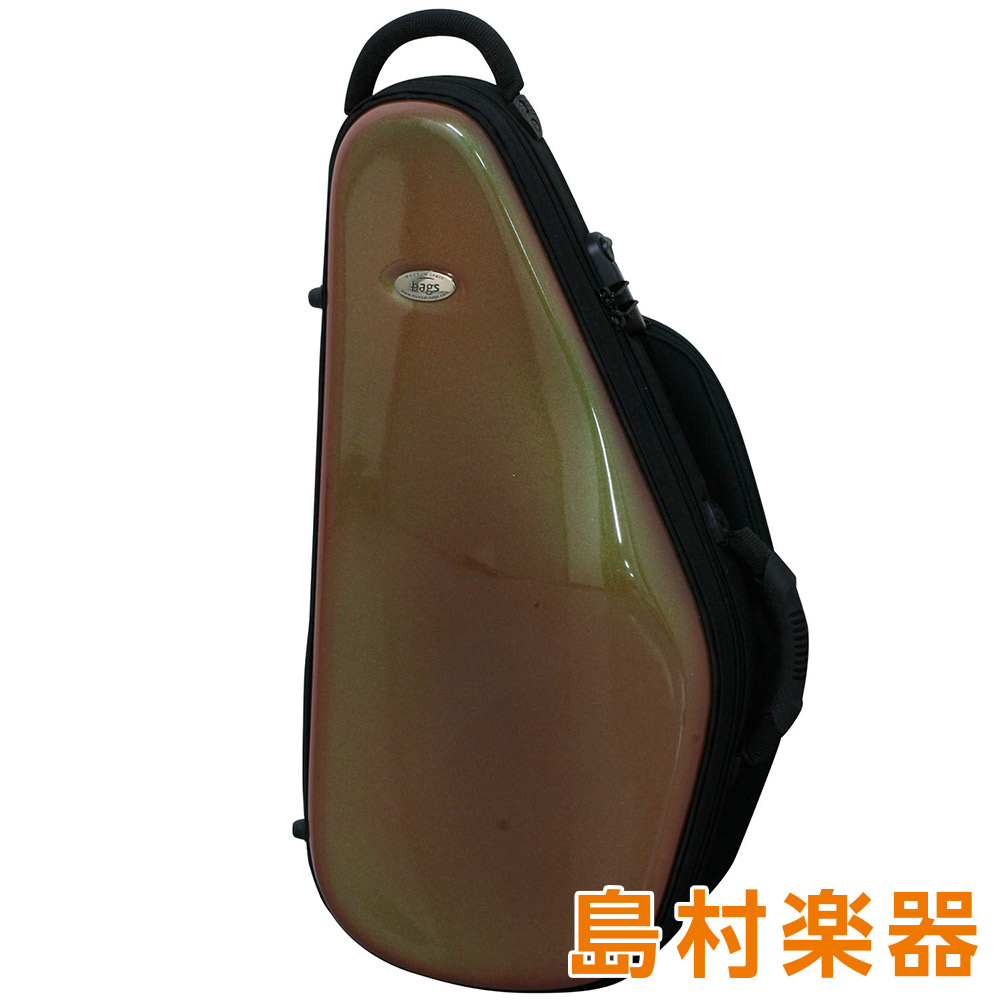 bags EFAS INNO TBC (タバコ) ファイバーケース アルトサックス用 【バッグス】